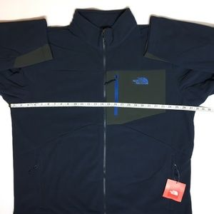 The North Face Jackets & Coats - The North Face Men Fleece Jacket Navy Blue XXL
